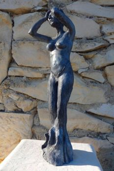 "Sculpture; Serge Himber - ""Venus"" - early 21st century"