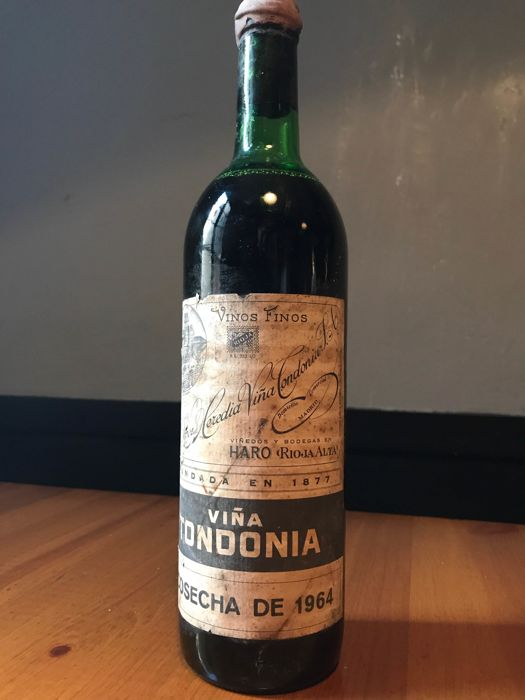 1964 Viña Tondonia López de Heredia - 1 bottle