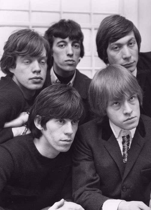 Alberto Durazzi/Agenzia Dufoto - The Rolling Stones, London, 1967