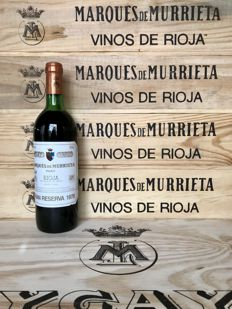 1978 Marques de Murrieta Finca Ygay Gran Reserva - 1 Bottle (75cl)