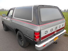 Dodge - Ramcharger - 1980