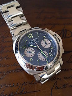 Panerai – Luminor Chrono Regatta Laureus  – PAM00168 – men's – 2003