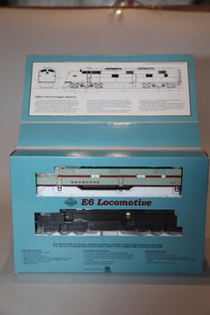 Proto 200 H0 - 23213 - Diesellocomotief - E6 A - Seaboard Air Line