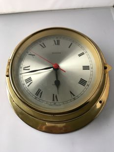 Observer electronic ship's clock - Diameter 22 cm