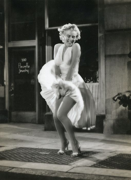 George Barris (1928-2016) - Marilyn Monroe. 'The seven year itch', 1954