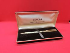 Gold-plated AURORA Classic, with original case and new original refill