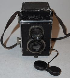Rolleiflex Original Model 612 -  6x6 TLR - 1929