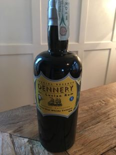 Rum Dennery Silver Seal - Single Cask 43%