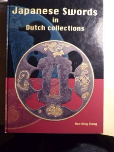 Handbook 'Japanese Swords in Dutch collections' by Han Bing Siong, 2003
