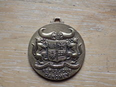 Air Africa - Rare, Medal from the Republic of Dahomey
