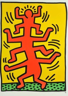Keith Haring (after)  - Art prints