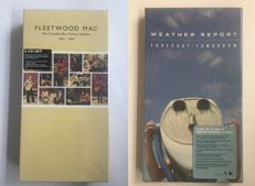 Weather Report – Forecast: Tomorrow / Fleetwood Mac – The Complete Blue Horizon Sessions 1967-1969