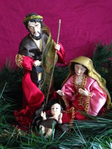 Christmas, the birth of Jesus