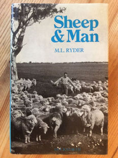 M.L. Ryder - Sheep & Man - 1983