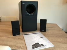 BOSE ACOUSTIMASS 5 SERIES 3: AMBIENT SOUND FROM ONLY 2 SPEAKERS