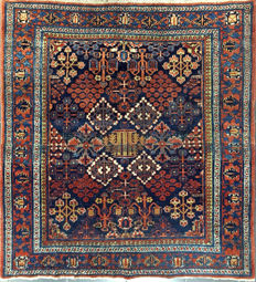 Antique Joshagan - Persia, 133 x 120 cm