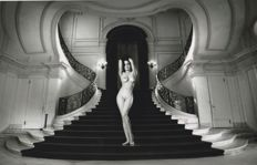 Photo ; Izabela Tudor -  Nude at the staircase ZB - 2017