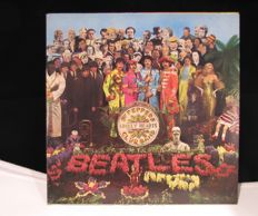 The Beatles - Sgt. Pepper's Lonely Hearts Club Band (Parlophone Records) 1967