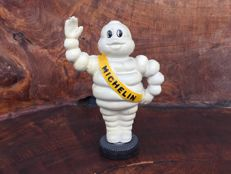Michelin Man Money Box 21 cm Cast Iron Bibendum