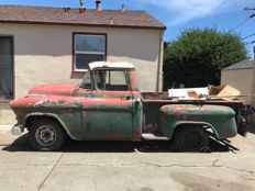 Chevrolet - 3100 Pick Up Truck - 1956