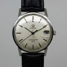 Omega – Seamaster 600 – For Men – 1968