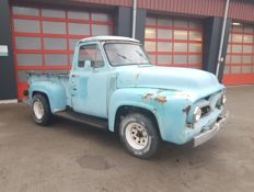 Ford F100 - 1955 - pick up truck