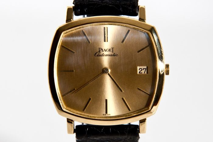 Piaget Classic Automatic 18K Yellow Gold - 1980-1989