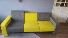 Toine van de heuvel for Artifort - Sofa 'reflex'