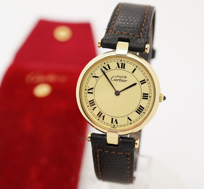 Cartier - Must de Cartier Vendome - Unisex - 1990-1999