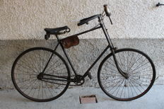Singer - bicycle for leisure - 1890