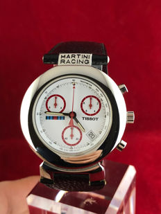 Tissot chronograph - Martini Racing - New Old Stock