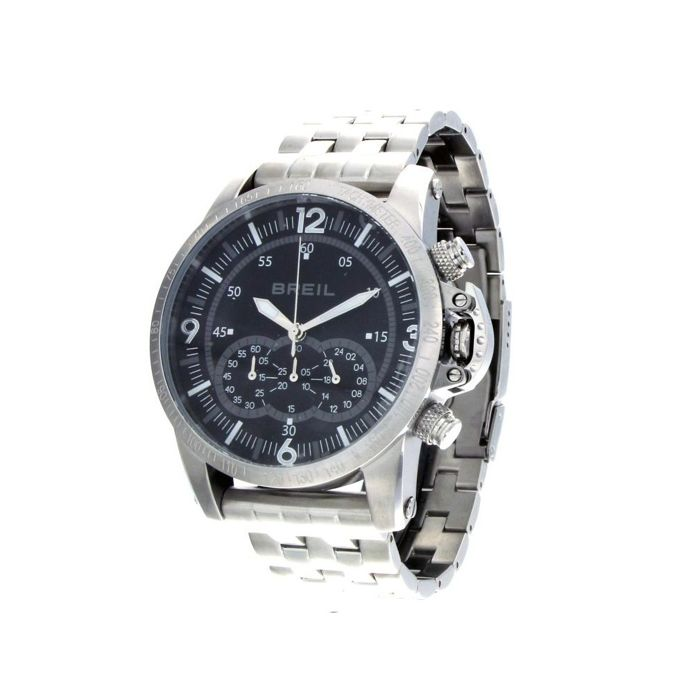 Breil, large Chronograph - Aviator, collector's item - men's - Perfect, New condition, 2005