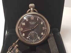 Cortebert Extra military pocket watch, period of WWII