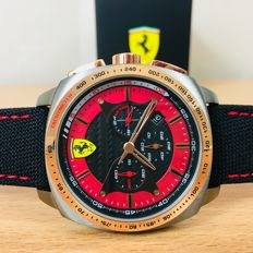 Scuderia Ferrari – Aero Evo – Men's Chronograph - New with Box