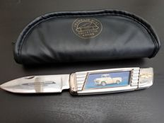 Franklin Mint Collectors Knife - Chevrolet 3100 - 1955 Cameo Carrier