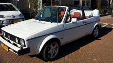 Volkswagen - Golf 1.8 convertible - 1985