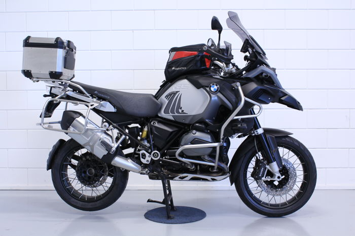 BMW - R1200 GS Adventure LC - 2014
