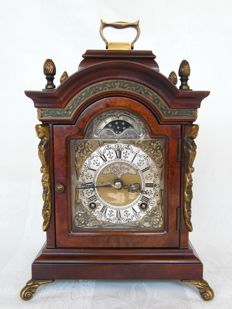 "Table clock - ""John Smith London"" - Period 1950"