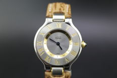 Cartier - Must de - NOS con Scatola - 1330 - Dames - 2000-2010