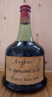 "Normandin & Co. 1830 Magnum Logis de Réole, from the winecellar of world famous ""Maxim's"" in Paris"