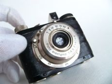 "Miyagawa viewfinder mini-camera ""Picny model Black"" - Japan, 1930's"