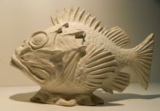 Fish of a Master Craftsman from Tuscany