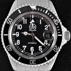 Ollech & Wajs M1 Automatic Diver's Watch  —  Excellent Condition!