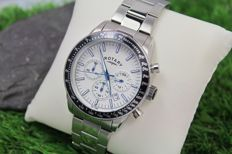 Rotary – Men's Chronograph Watch – New & Mint Condition