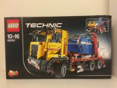 Technic - 42024 - Container Truck