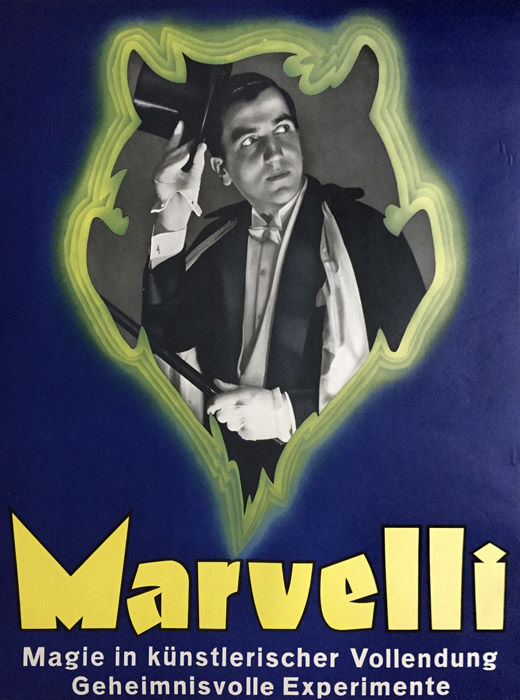Anonymous - Marvelli Magie in künstlericher Vollendung - Circa 1950