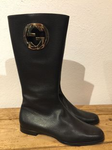 Gucci - riding boots - never worn