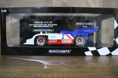 Minichamps - Scale 1/18 - Porsche 917/10 Kauhsen Nürburgring 1974 - Limited Edition 402 pcs