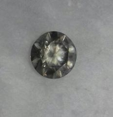 Diamond with GIL certificate, 1.21 ct, natural fancy greenish yellow, SI1