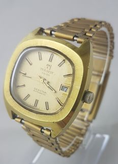 Tissot seastar automatic - gold plated